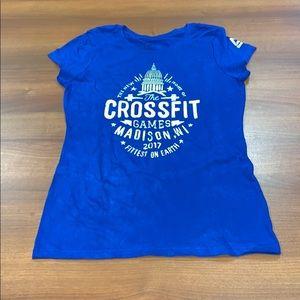 Reebok CrossFit Games 2017 Tshirt